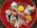 海鮮市場・海鮮丼