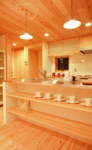 S邸キッチン