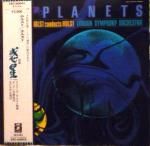 holst conducts The Planets
