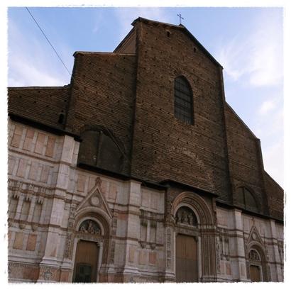 サン・ペトロニオ聖堂