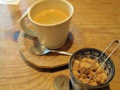 食後にはコーヒー♪