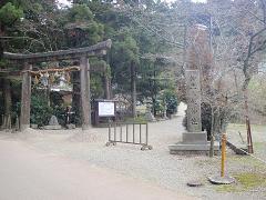 柳生八坂神社