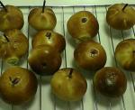 林檎パンとあんパン
