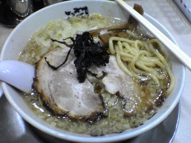 17:07太麺