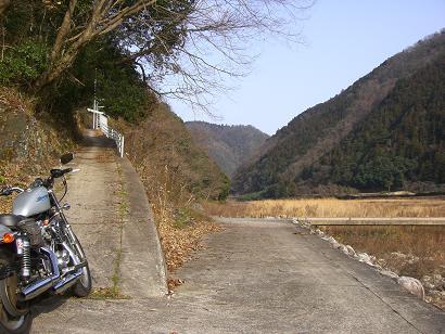 15:33橋進入路