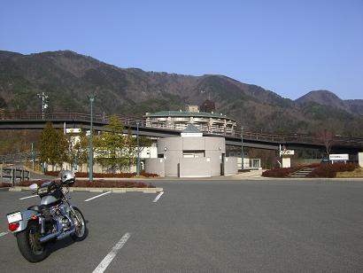 9:08温井ダム