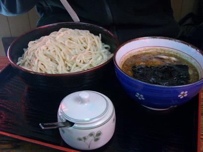 12:19つけ麺