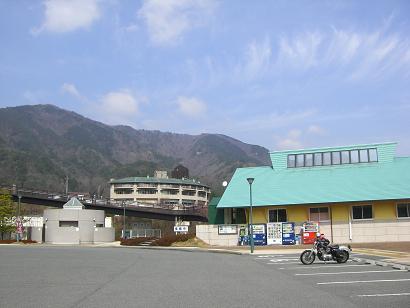 10:08温井ダム