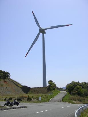 11:54千畳敷風車