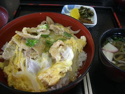 11:59地鶏丼