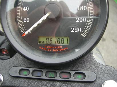 9:59前後タイヤ交換