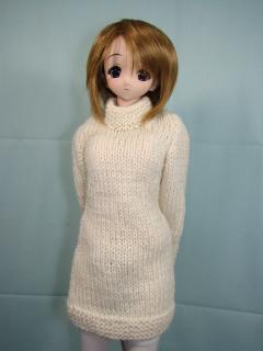 ロングセーターですな