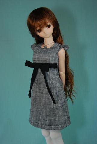 試作ドレス♪