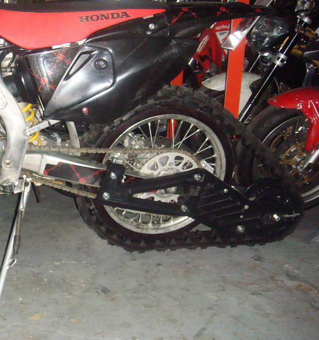 ATTRAX CRF450X
