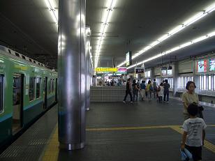 京阪…京橋駅