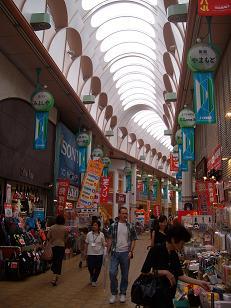 千林駅前商店街