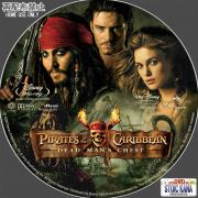 PIRATES OF THE CARIBBEAN:DEAD MAN'S CHEST-bd
