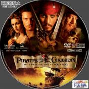 Pirates of the Caribbean:The Curse of the Black Pearl-A