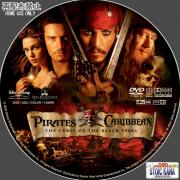 Pirates of the Caribbean:The Curse of the Black Pearl-B