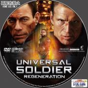 Universal Soldier regeneration-A