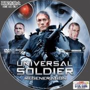 Universal Soldier regeneration-B