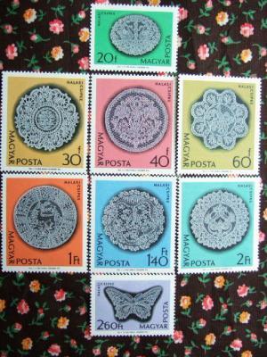 1964年ハンガリーハラスレース切手