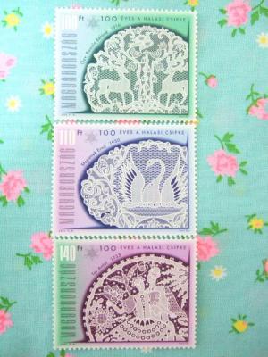 2002年ハンガリーハラスレース切手