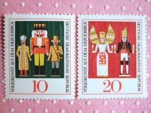 ドイツクリスマス切手