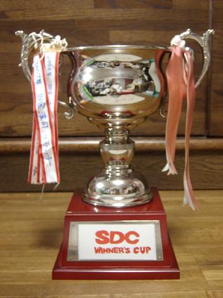 カップ(2008年SDC年間ランキング1位)