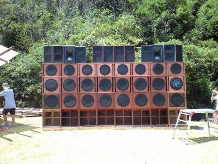 最高音響フルセット