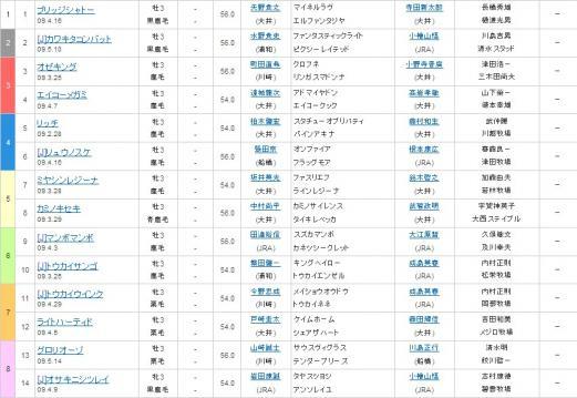 20120118 7枠12番 ライトハーティド