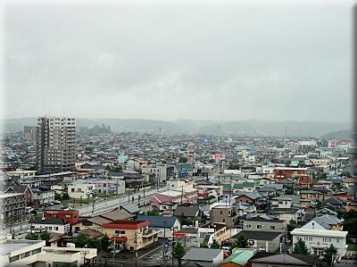 P729秋田市街