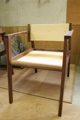 K椅子試作