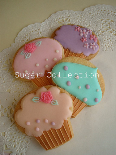 cup cake cookies 1