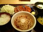稲田屋_黒豚とんかつ定食