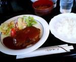 More_ハンバーグ定食
