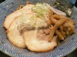 油そばチャーシュー麺