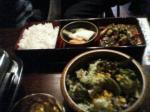 にん肉_ホルモン定食