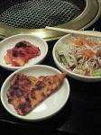 伽耶苑ランチ前菜(?)