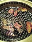 焼肉とチヂミのコラボレーション