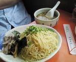 上海飯店4_つけ麺