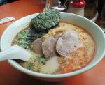 上海飯店4_四川風白湯麺
