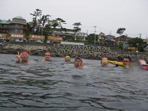 初島練習2