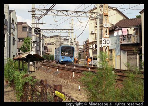 阪堺電車だぁ~1