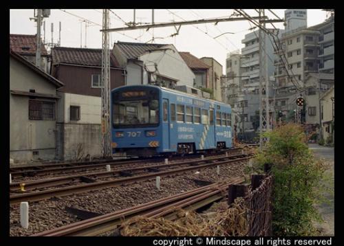 阪堺電車だぁ~2