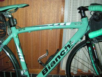 自転車】ビアンキ退院 修理 ...
