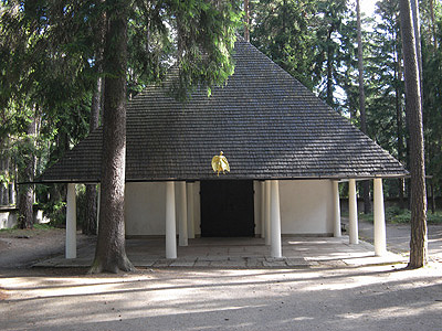 アスプルンド 森の墓地13