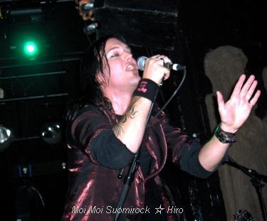 Carmen Gray Virgin Oil 04.09.2008