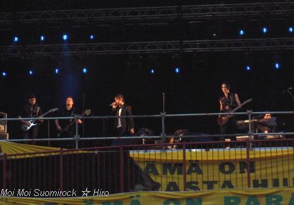 Lovex Linnanmäki 06.09.2008