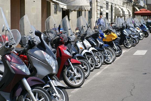parcheggio in firenze_2009